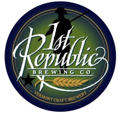 We're Excited To Announce A New Vermont Craft Brewery To Our Portfolio: Welcome 1st Republic Brewing Company
