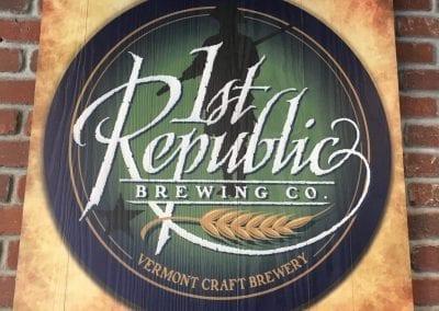 1st Republic Brewing Co